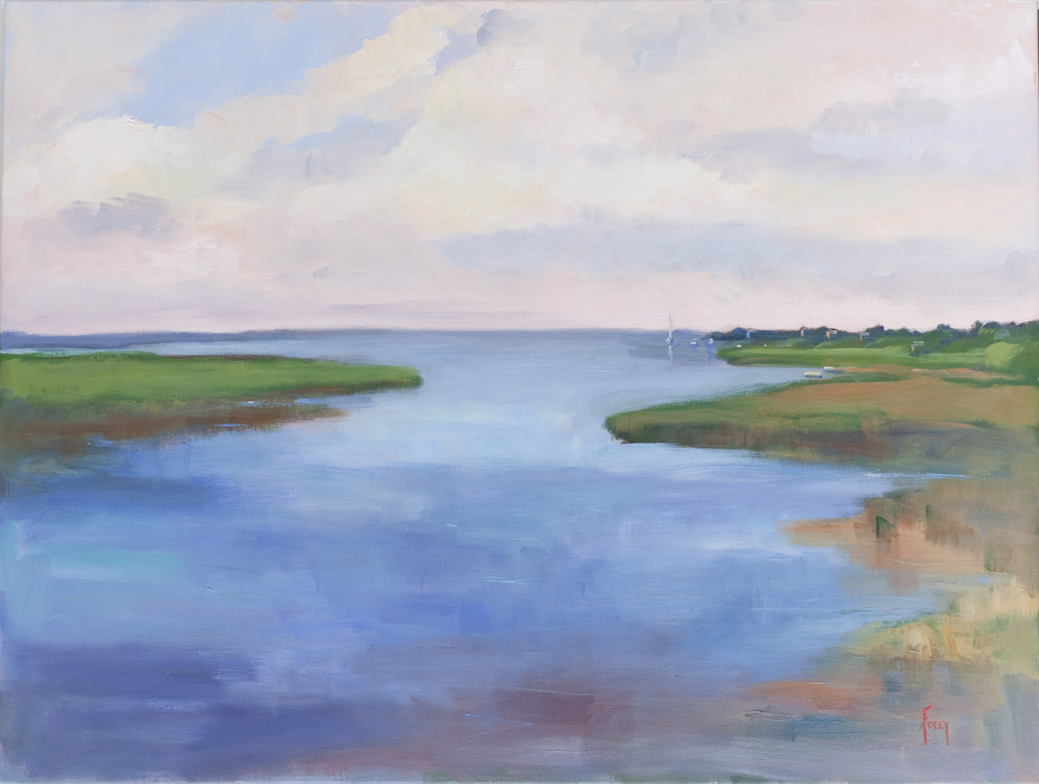 Nantucket Oil Paintings