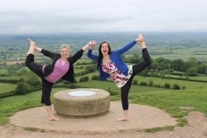 Desiree Yoga with Gretchen