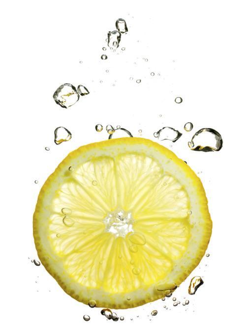 Lemon Water Getty Images