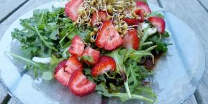 Recipe: Strawberry Salad