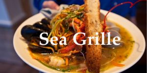 Nantucket Portrait: The Sea Grille